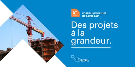 Forum immobilier de Laval 2019 billets
