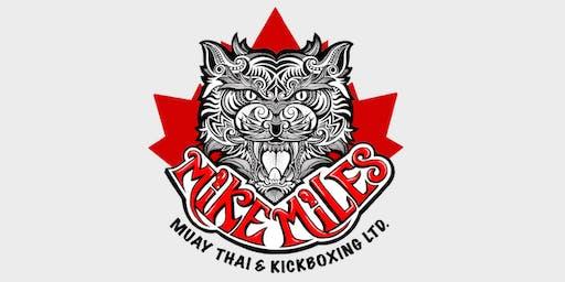Mike Miles - Muay Thai
