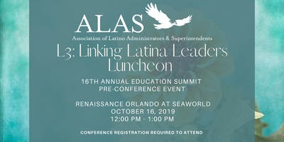 ALAS L3: Linking Latina Leaders Luncheon