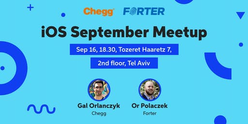 iOS September Meetup