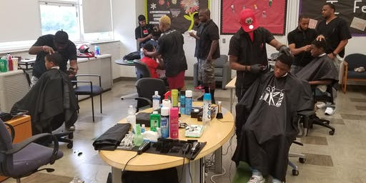 2nd Annual Back 2 School Cookout & Haircuts