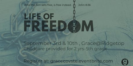 Life of Freedom tickets