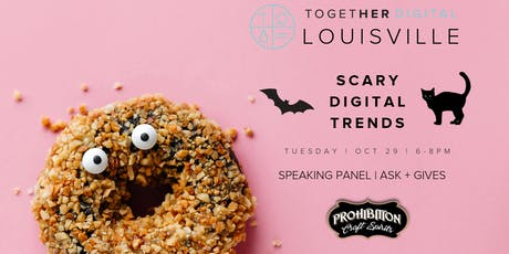 Together Digital Louisville | October: Scary Digital Trends - AdTech, AI, Programmatic and more tickets