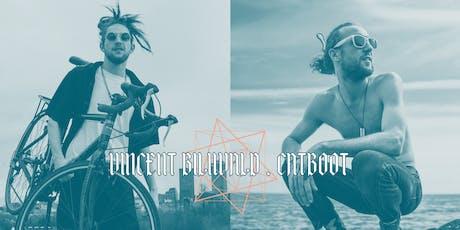 Catboot & Vincent Biliwald // Lancement Double tickets