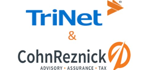 TriNet & Cohen Reznick Present: R&D Tax Credit Lunch & Learn- 1 CPE Credit tickets