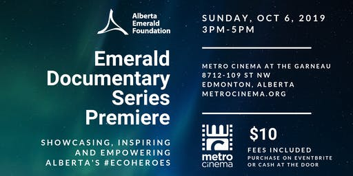 Emerald Documentary Series Premiere