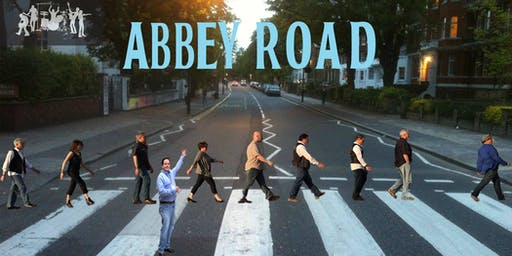 NO COVER! Not for Profit  plays ABBEY ROAD!