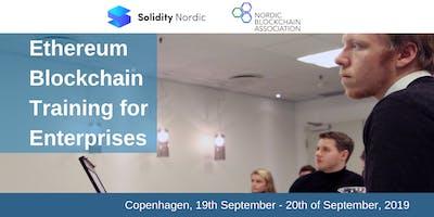 Ethereum Blockchain Training for Enterprises