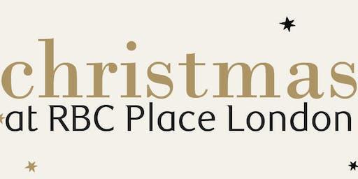 Christmas at RBC Place London