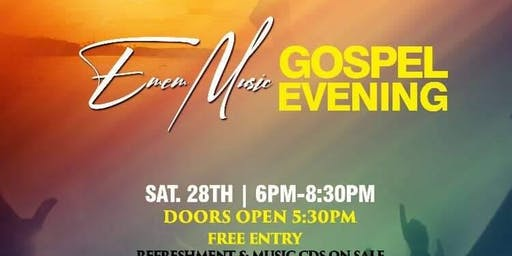 Ememmusic gospel evening