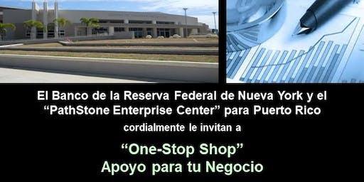 """""""One-Stop Shop"""" Apoyo para tu Negocio"""