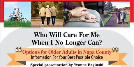 Who Will Care for Me When I No Longer Can? tickets