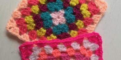 all day beginner crochet course