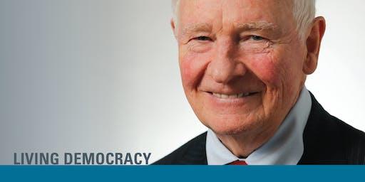 David Johnston: TRUST: Twenty Ways to Build a Better Country