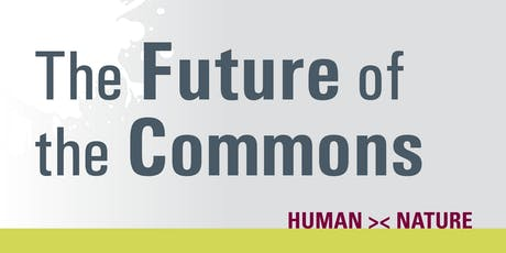 The Future of the Commons tickets