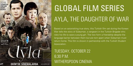 Global Film Series: Ayla, the Daughter of War tickets