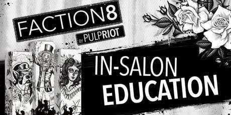 Pulp Riot Faction8 Intro