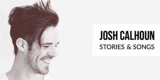 Josh Calhoun Stories & Songs