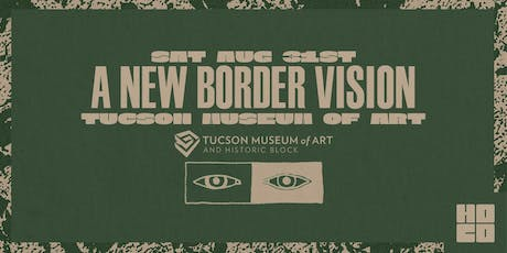 A NEW BORDER VISION tickets
