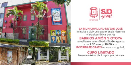 Tours de Barrio Amón y Otoya tickets