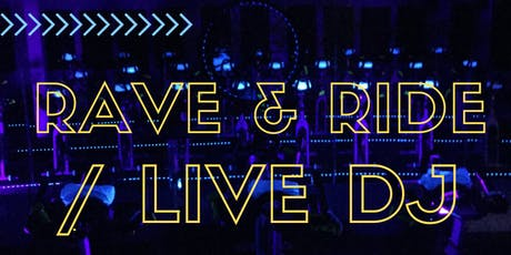 RAVE & RIDE / LIVE DJ tickets