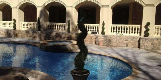 LABOR DAY MANSION POOL PARTY