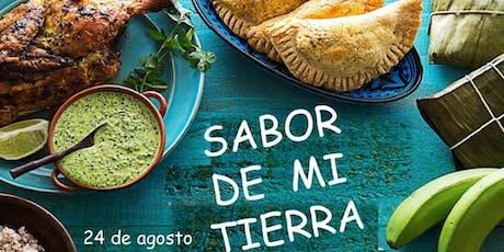 Sabor De Mi Tierra  tickets