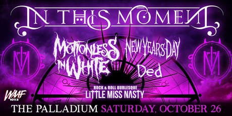 IN THIS MOMENT tickets