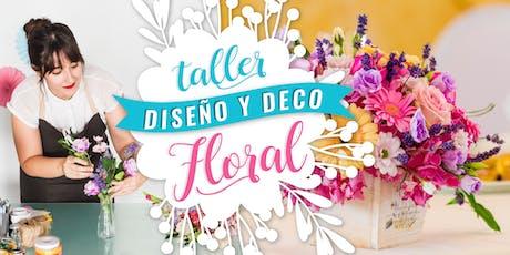Taller Diseño y Deco Floral. Llevá las flores a todos los espacios. Momentos Creativos setiembre 2019 entradas