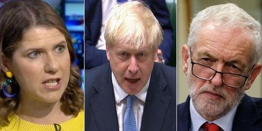 THB that Brexit Divides have Replaced Political Partisanship