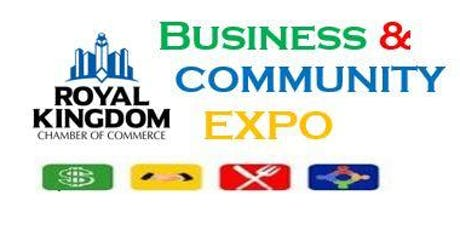 Business & Community EXPO tickets