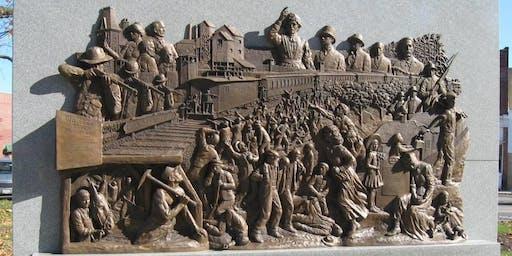 Battle of Virden Train Tour
