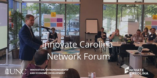 Network Forum - Let's Talk Impact: Talent, Innovation and Place