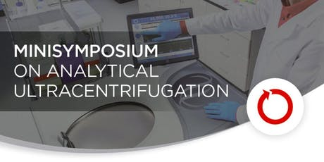 Analytical Ultracentrifugation  Mini-Symposium tickets