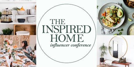 The Inspired Home Influencer Conference tickets