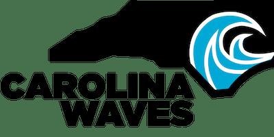 Carolina Waves Showcase & Open Mic