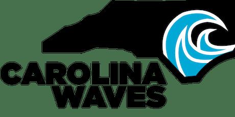 Carolina Waves Showcase & Open Mic tickets