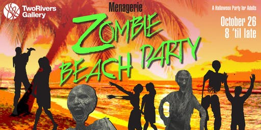 Menagerie: Zombie Beach Party