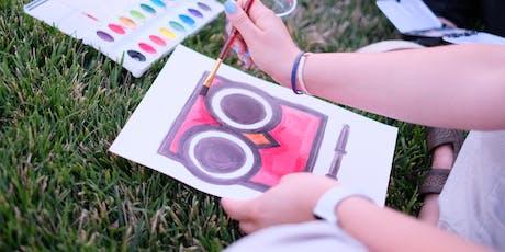 Watercolor, Advanced tickets