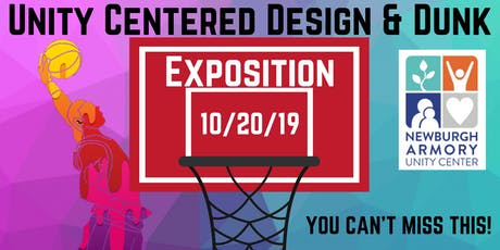 Unity Centered Design & Dunk tickets