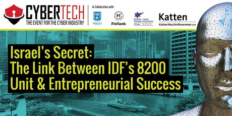 Israel's Secret: The Link Between IDF's 8200 Unit & Entrepreneurial Success tickets