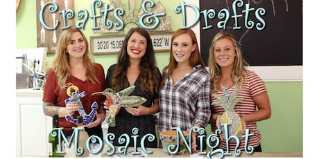 Crafts & Drafts - Mosaic Night in Jax Beach tickets
