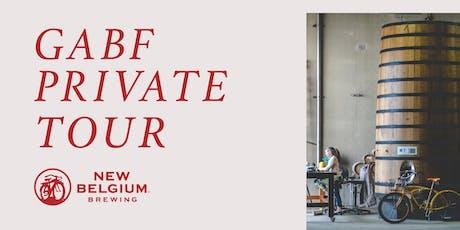 2019 GABF Private Tour tickets