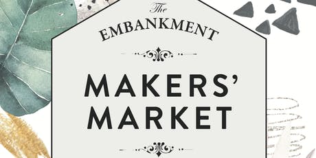 MAKERS' MARKET tickets