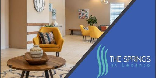 Grand Opening: The Springs at Lecanto Addiction Recovery Center