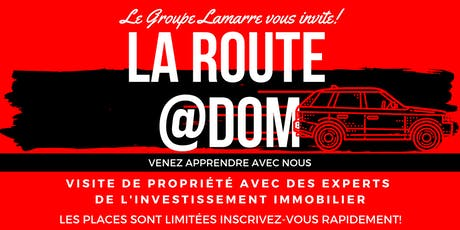 La Route @DOM tickets