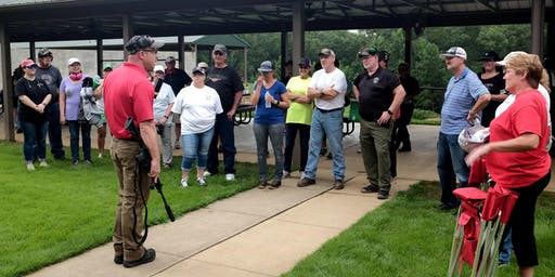 Citizens Firearms Class September 2019