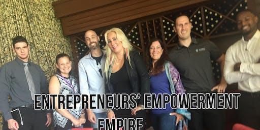 Entrepreneurs' Empowerment Empire Sales Force Meeting