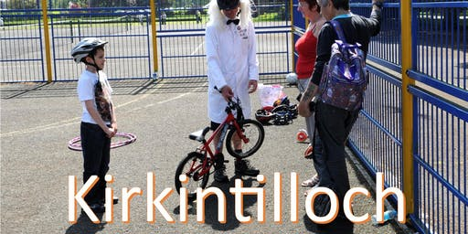 Learn to Cycle with Professor Balance - no win no fee!  Sunday 18th August