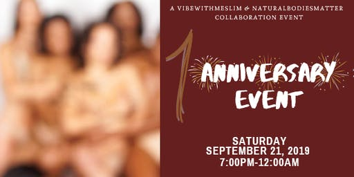 VWMS x NBM One Year Anniversary Event